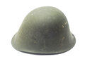 Military helmet Stock Photo