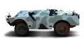 Military machine Royalty Free Stock Photo