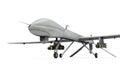 Military Predator Drone Royalty Free Stock Photo