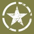 Vojenský hviezda