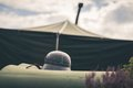 Military tent Royalty Free Stock Photo