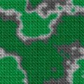 Military texture in the background woven fabric with a camouflage pattern recurring camouflage pattern army stuff Stock Photography