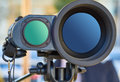 Military Thermal imager Royalty Free Stock Photo