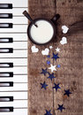 Milk And Pianoforte