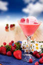Milk Shake Smoothie Royalty Free Stock Photos