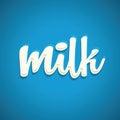 Milk splash Royalty Free Stock Photo
