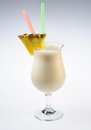 Milkshake Royalty Free Stock Photo