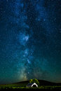 Milky Ways Royalty Free Stock Photo