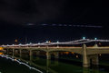 Mill Avenue Bridge, Tempe, Arizona Royalty Free Stock Photo