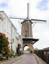 Mill Rijn en Lek Royalty Free Stock Photo