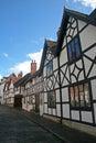 Mill Street, Warwick Royalty Free Stock Image