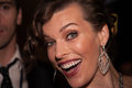 Milla Jovovich Royalty Free Stock Photography