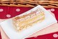 Mille-foglie Cake