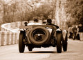 Mille Miglia race (*) Stock Photo