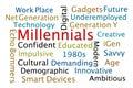 Millennials Royalty Free Stock Photo