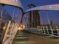 Millennium Bridge Salford Quays