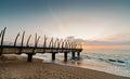 Millennium Pier In Umhlanga Ro...