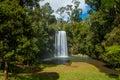 Miller Millaa  Falls Royalty Free Stock Photo