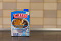 Milsani coffee creamer Royalty Free Stock Photo