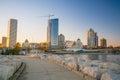 Milwaukee skyline Royalty Free Stock Photo