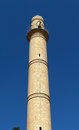 The Minaret of Sheikh Cabuk Mosque, Mardin. Royalty Free Stock Photo