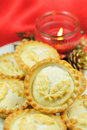Mince pies Stock Photos