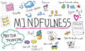 Mindfulness Optimism Relax Harmony Concept