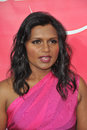 Mindy Kaling Stock Photography