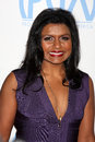 Mindy kaling los angeles jan arrives at the nd annual producers guild awards at beverly hilton hotel on january in beverly hills Stock Photography