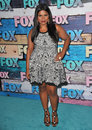 Mindy kaling the project star at the fox summer all star party in west hollywood july los angeles ca picture paul smith Royalty Free Stock Photos