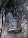 Miner Royalty Free Stock Photo