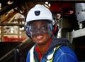 Minero Fotos de archivo