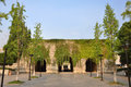 Ming Palace Ruins, Nanjing Stock Photography