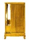 Ming-style furniture of hardwood Royalty Free Stock Photo