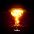 Mini Atom Bomb Royalty Free Stock Photo