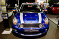 Mini Clubman - Front - MPH Royalty Free Stock Images