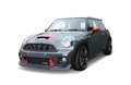 Mini cooper car Royalty Free Stock Photo