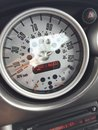 Mini Cooper Speedometer