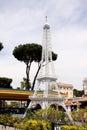 Mini Eiffel Tower Royalty Free Stock Photo