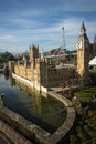 Mini europe brussels belgium image of at Stock Images