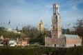 Mini europe brussels belgium image of at Stock Image