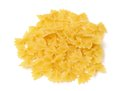 Mini farfalle a group of for background uses Royalty Free Stock Photography