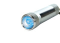 Mini flashlight Royalty Free Stock Photo