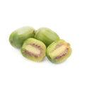 Mini kiwiberry fruit Royalty Free Stock Images