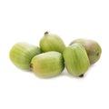 Mini kiwiberry fruit Stock Images
