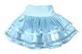 Mini skirt Royalty Free Stock Photo