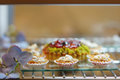 Mini tarts Royalty Free Stock Photo
