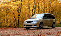 Mini Van Stock Images