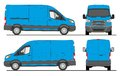 Ford Transit Delivery Van 2015