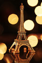 Miniature Eiffel-tower Stock Image